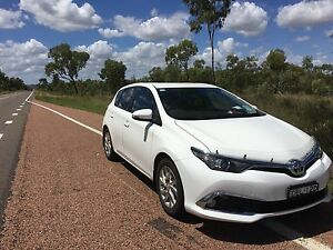 2015 Toyota Corolla Hatchback Lissner Charters Towers Area Preview