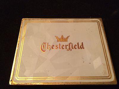 VINTAGE CHESTERFIELD CIGARETTE CASE - METAL