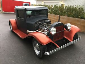 1928 Essex 3 Window Coupe  Trade for truck and 5th wheel camper