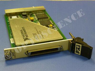 National Instruments Pxi-6052e Ni Daq Card Multifunction Analog Input