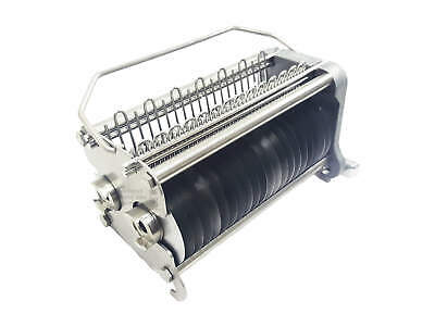 Biro Stew And Fajita Cutter Assembly And Cradle Cutting 38 Strips