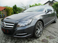 Mercedes-Benz CLS Shooting Brake 350 CDI 4Matic+Modell 2014