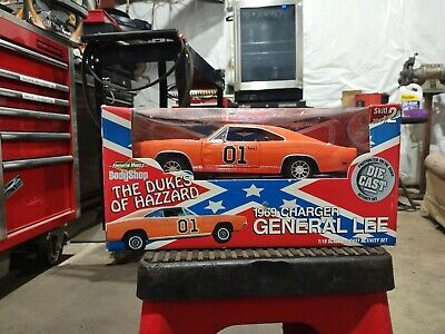 1/18 AmericanMuscle Dukes of Hazzard General Lee Dodge Charger limited Edition