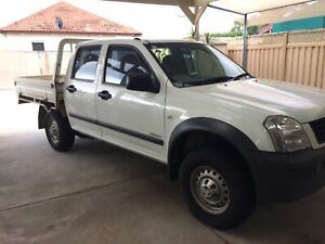 2003 Holden Rodeo Ute excellent smoothly driving $3800