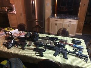 Paintball guns for sale