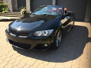 BMW 335 is 2011 cabriolet