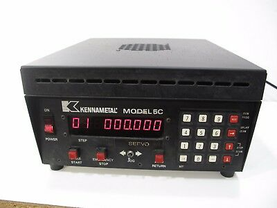 Kennametal 5c Controller Haas Controller 5c
