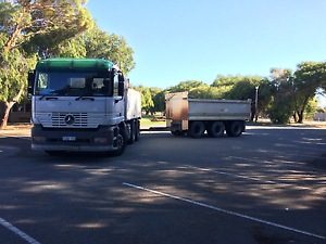 Truck and bobcat hire (driver/worker included) Como South Perth Area Preview
