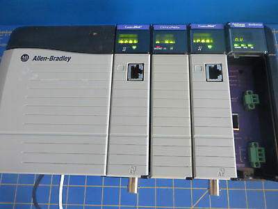 Allen Bradley Plc W Fieldserver Slotserver Lonworks Controlnet Devicenet