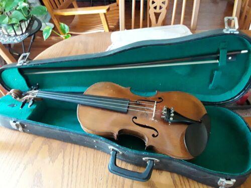 1800s hopf violin,signed