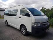 Toyota Hiace Commuter Van Waterford Logan Area Preview