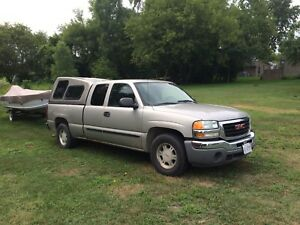 2004 GMC Sierra club cab 1500