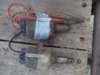 Massey Harris Ih Mh Tractor Engine Motor Distributor Drive Assembly Assemblies