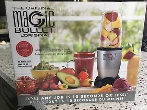 BRAND NEW MAGIC BULLET 17 PIECE SET