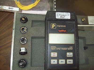 3mphotodyne 17xt Fiber Optic Power Metervarious Accessories