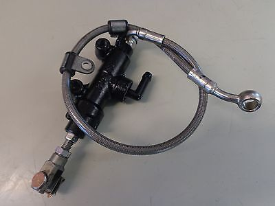 Triumph Daytona 675 D67LC Bj06 Bremspumpe hinten Hauptbremszylinder brake pump