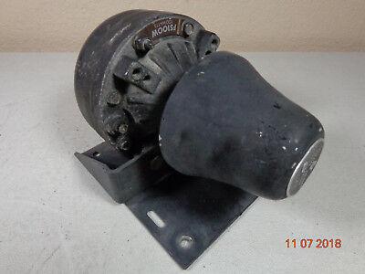 Federal Signal Fs100 100 Watt Police Public Safety Siren Speaker W Bracket P11