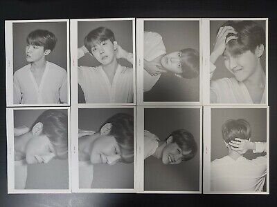 [Official] BTS FACE PHOTO COLLECTION [THE WINGS FINAL TOUR] J HOPE 8pcs