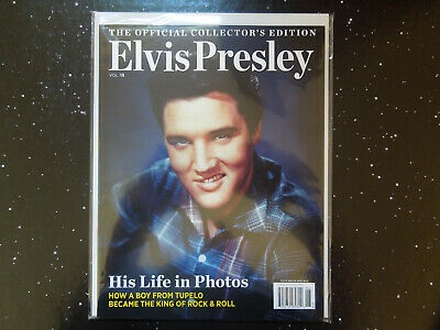 Elvis Presley The Official Collector s Edition Volume 13 - $4.99