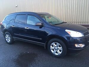 2010 chevy traverse with DVD