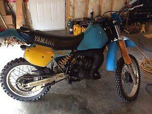 1984 Yamaha IT200 dirt bike