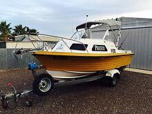 510 half cub easy rider fishing boat Albert Park Charles Sturt Area Preview