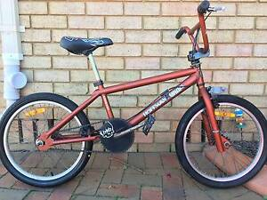 "Hoffman Resistance Bronze 20"" inch BMX Mid/New School Bike Cambridge Park Penrith Area Preview"