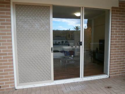 EXTERNAL SLIDING ALUMINIUM AND SECURITY DOORS Huntleys Cove Hunters Hill Area Preview