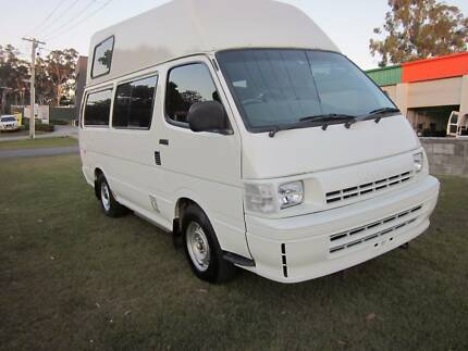 1996 Toyota Hiace CAMPERVAN, Fully equipped, AirCond. TV, Fridge,