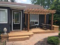 Landscape Construction (Fences, Decks and MORE!!)
