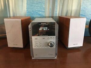 Panasonic Stereo System