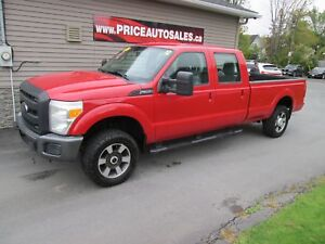 2012 Ford F-250 LEATHER - CHEAPEST IN CANADA!!!