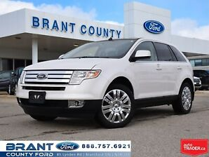 2010 Ford Edge Limited - ROOF, LEATHER!