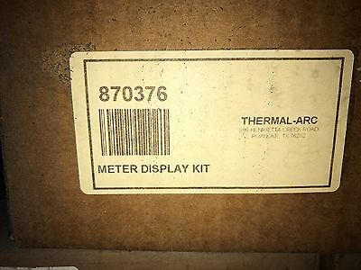 870376 Thermal Arc Meter Display Kit
