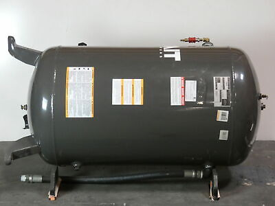 Speedaire 1yac4 80 Gallon Stationary Steel Air Tank 200 Psi