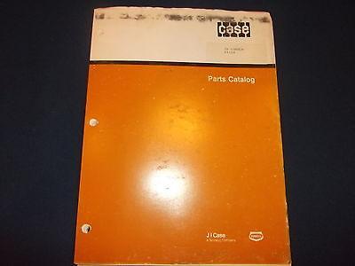 Case 26 26b Loader Parts Book Manual For 480 480b Tractors