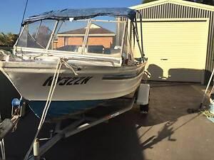 Aluminium Boat Campbelltown Area Preview