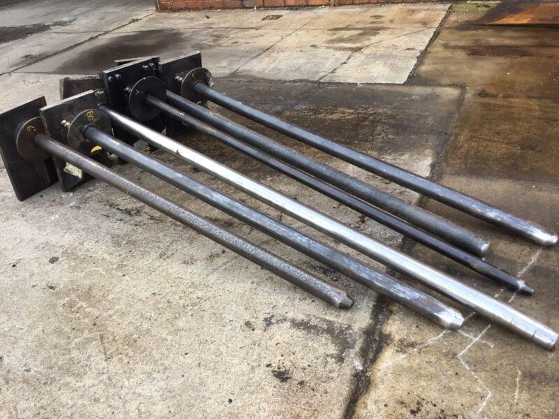 Carpet Pole For Forklift