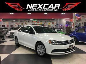 2015 Volkswagen Jetta 2.0L TRENDLINE 5SPEED BASIC REAR CAMERA 65