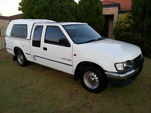 1997 Holden Rodeo 4x2 Spacecab 4cyl Petrol Auto Ute in VGC.