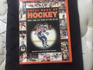 The great book of Hockey. 1996