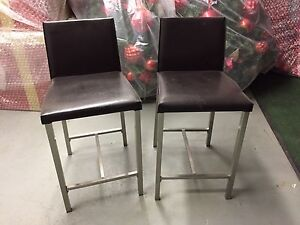 A Great Pair of Kitchen or Bar Stools