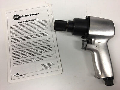 Pneumatic Impact Wrench 716 Female Hex Master Power Mp-2278