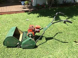 "Scott bonnar 14"" reel mower 3hp Nedlands Nedlands Area Preview"