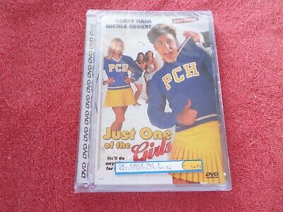 Just One of the Girls (DVD, 2002) - COREY HAIM / NICOLE EGGERT -