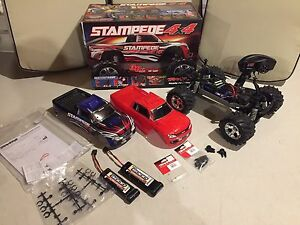 Traxxas Stampede 4x4 Brushless