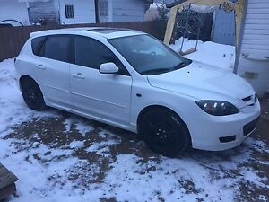 2007 mazda 3 gt sport hatchback really good shape