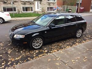 Audi A4 familiale Quattro 2006 full options
