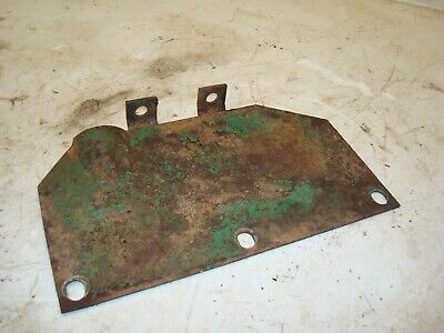1949 Oliver 88 Tractor Front Plate Cover
