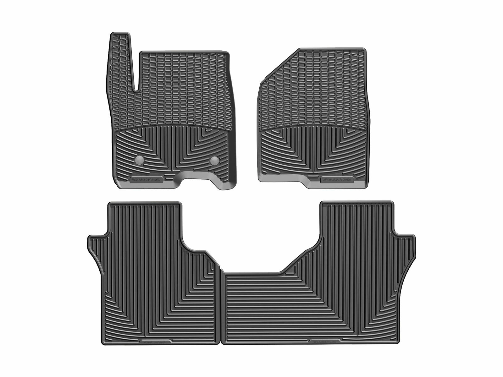 Weathertech All Weather Floor Mats For Chevy Silverado